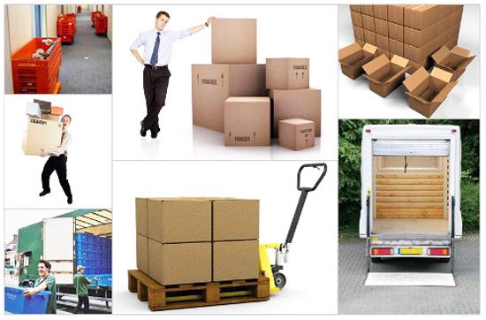dịch vụ vận chuyển văn phòng